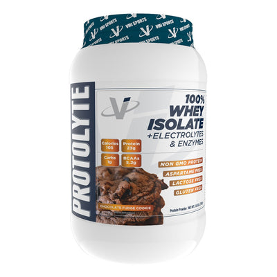 Vmi Sport Protolyte 100% Whey Isolate Protein Chocolate Fudge Cookie