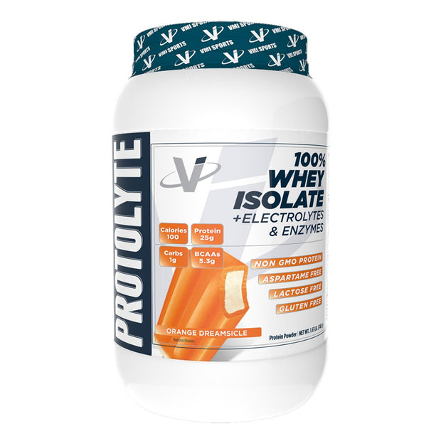 Vmi Sport Protolyte 100% Whey Isolate Protein Orange Dreamsicle