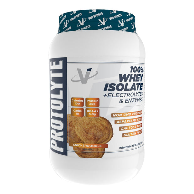 Vmi Sport Protolyte 100% Whey Isolate Protein Snickerdoodle