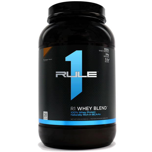 Rule1 R1 Whey Blend Pumpkin