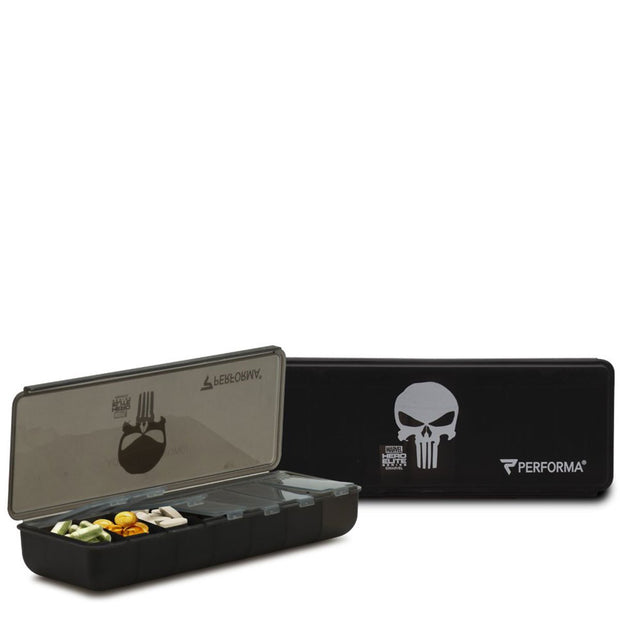 Proforma Perfect Shaker 7 Day Pill Case Punisher