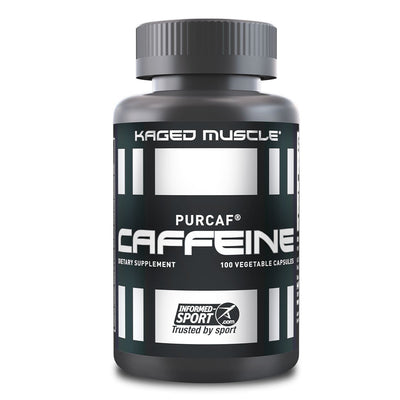Kaged Muscle Purcaf Caffeine Supplement