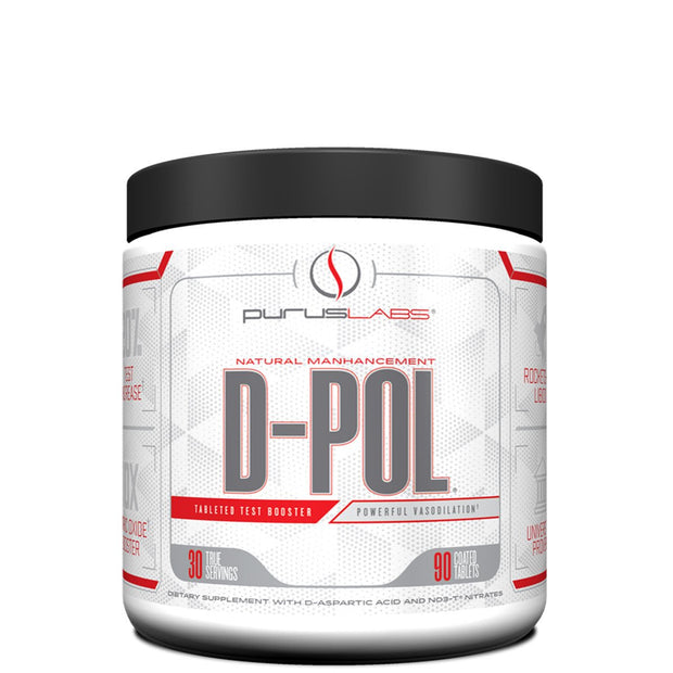 Purus Labs D-Pol Test Booster