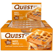 Quest Bars Maple Waffle