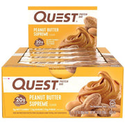 Quest Bars Peanut Butter Supreme