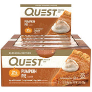 Quest Bars Pumpkin Pie