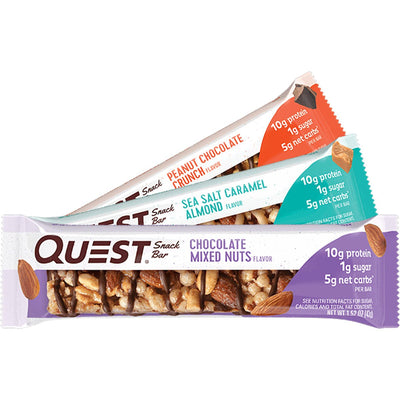 Quest Snack Bars