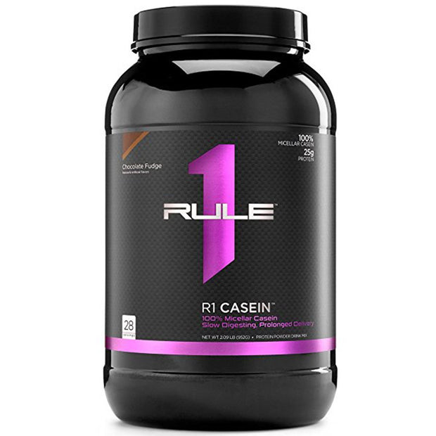 RuleOneProteins R1 Casein Protein Chocolate Fudge