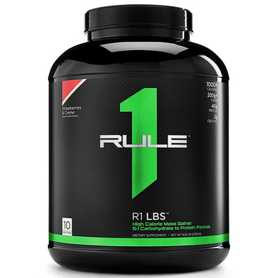 RuleOneProteins R1 LBS Mass Gainer