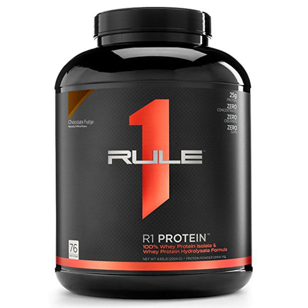 RuleOneProteins R1 Protein Isolate Chocolate Fudge