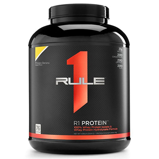 RuleOneProteins R1 Protein Isolate Frozen Banana