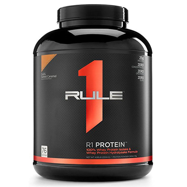 RuleOneProteins R1 Protein Isolate Lightly Salted Caramel