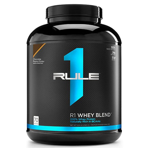 RuleOneProteins R1 Whey Blend Protein Chocolate Peanut Butter