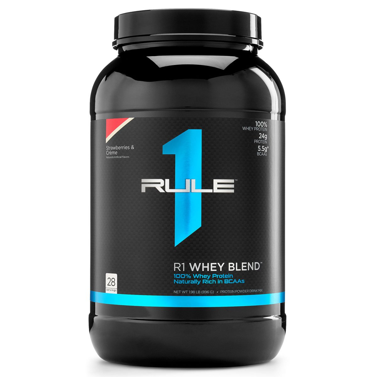 Rule  Whey Blend Protein Birthday Cake
