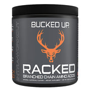 Bucked Up Supplements RACKED Branch Chain Amino Acids BCAA Peach Mango