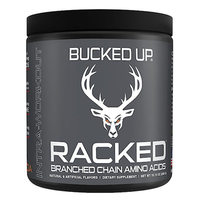 Bucked Up Supplements RACKED Branch Chain Amino Acids BCAA Pina Colada