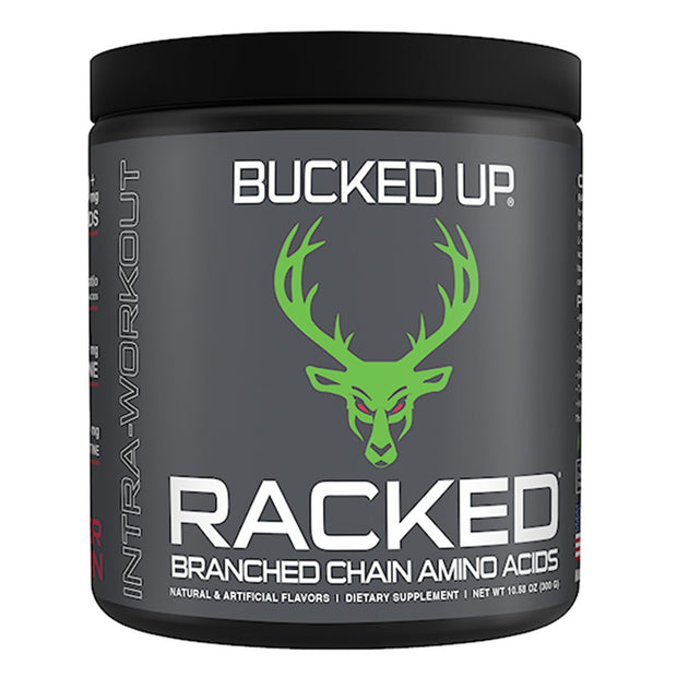 Bucked Up Supplements RACKED Branch Chain Amino Acids BCAA Watermelon