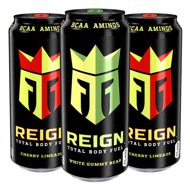 REIGN Energy Drink by MONSTER