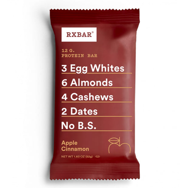RXBar Whole Food Protein Bar Apple Cinnamon
