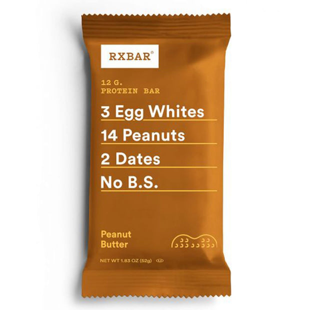 RXBar Whole Food Protein Bar Peanut Butter