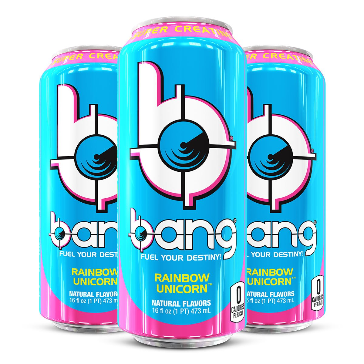 vpx bang energy drink 12 pack brand new free shipping. Black Bedroom Furniture Sets. Home Design Ideas