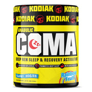 Kodiak Supplements Anabolic Coma Sleep Supplement Rainbow Candy
