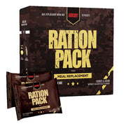 Redcon1 Ration Pack Meal Replacement Protein Cookies and Cream