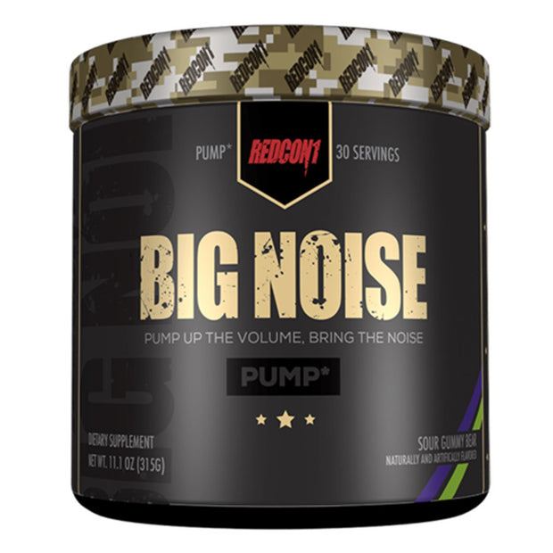 RedCon 1 Big Noise Pump Sour Gummy Bear