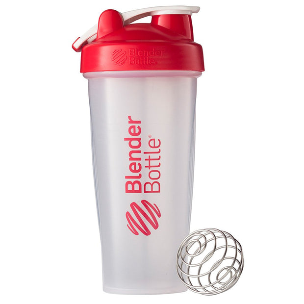 BlenderBottle Classic Red 28 oz.