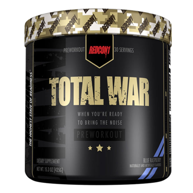 RedCon 1 Total War Pre Workout Blue Raspberry