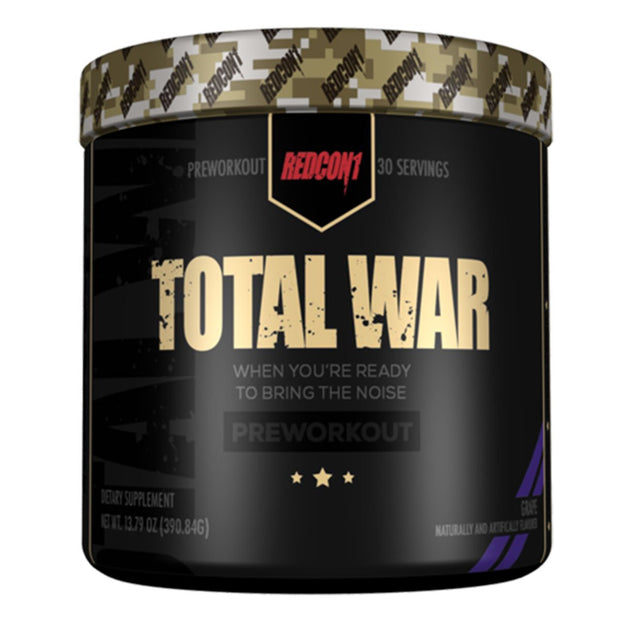 RedCon 1 Total War Pre Workout Grape