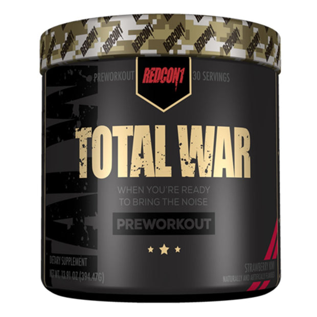 RedCon 1 Total War Pre Workout Strawberry Kiwi
