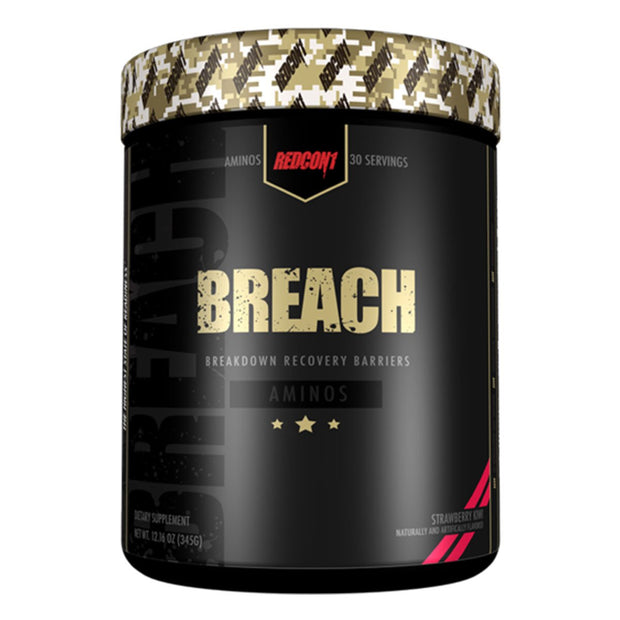 Redcon 1 BREACH Aminos Strawberry Kiwi