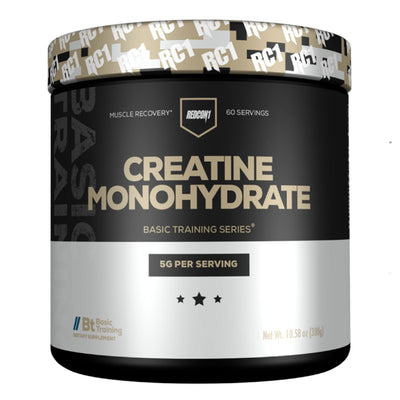 Premium Creatine Monohydrate Basic Training Series Supplement by Redcon1