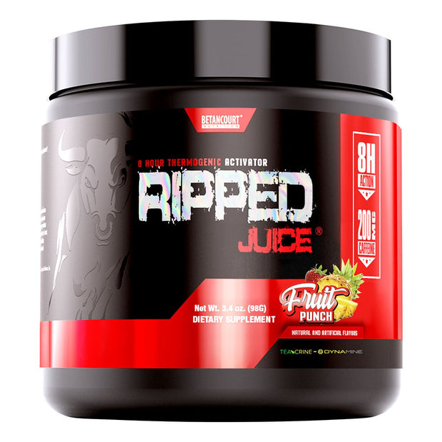 Betancourt Ripped Juice Powder Fruit Punch