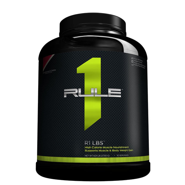 Rule1 R1 LBS Mass Gainer