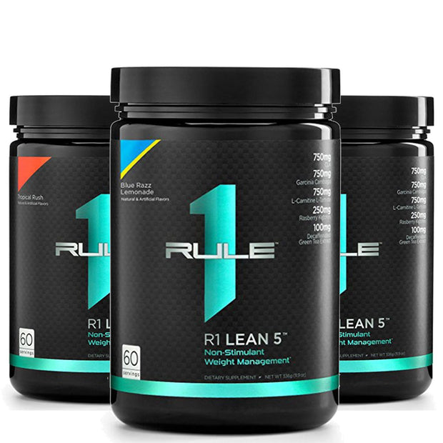 RuleOneProteins R1 Lean5 Fat Burner