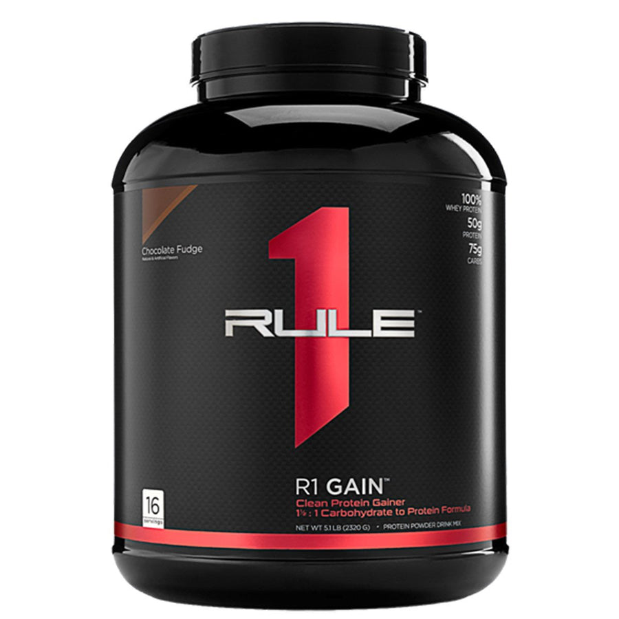 RuleOneProteins R1 Gain Mass Gainer