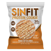 SinFit Protein Cookie Peanut Butter