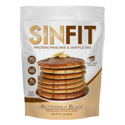 SINFIT Protein Pancake and Waffle Mix Buttermilk Blaze