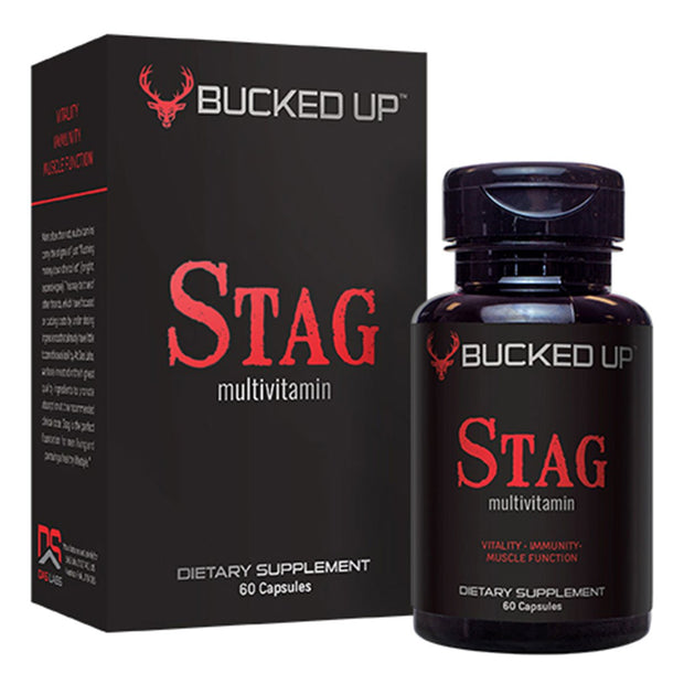 BuckedUP Stag Mens Multivitamin