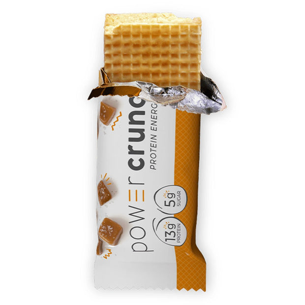 Power Crunch Wafer Protein Bars Salted Caramel