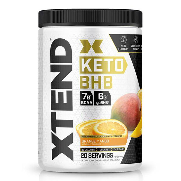 Scivation Xtend BCAA KETO Orange Mango