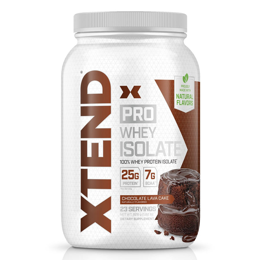 Scivation Xtend Pro Whey Isolate 100% Isolate Protein