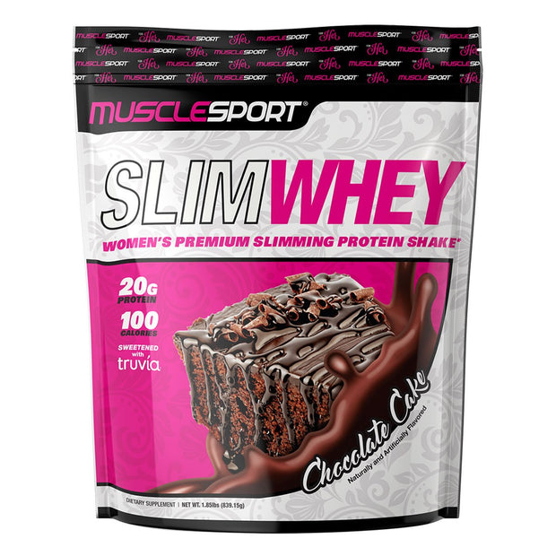 Musclesport Slimwhey Protein for Women Chocolate Cake