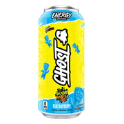 Ghost Energy Drink Sour Patch Blue Raspberry