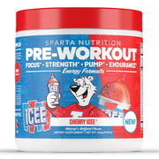 Sparta Nutrition Pre Workout Cherry ICEE