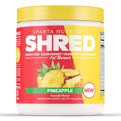 Sparta Nutrition Shred Fat Burner Pineapple