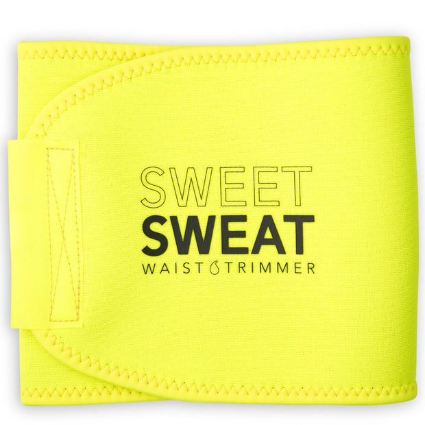 Sports Research Sweet Sweat Waist TrimmerNeon Yellow
