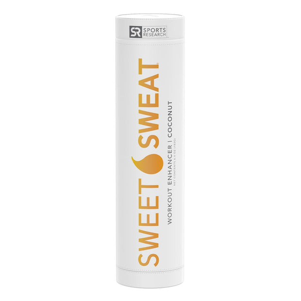 Sports Research Sweet Sweat Workout Enhancer Topical Gel Coconut Stick